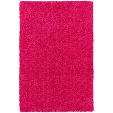 Pink 8x10 Rug 8 X 10 Shag Pink Area Rugs Rugs The Home Depot