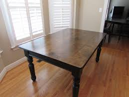 Custom Made Dining Room Furniture Kitchen Table Cool Hardwood Kitchen Table High Kitchen Table