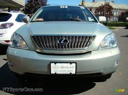 lexus rx330 for sale 2004 lexus rx 330 awd in bamboo pearl photo 2 006923