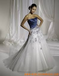 robe de mariã e bleue robe de mariée bleue robe de mariée 2013 robe