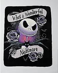 Nightmare Before Christmas Baby Bedding Nightmare Before Christmas Tim Burton Jack And Sally Nbc