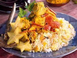 de cuisine antillaise la recette du colombo de poulet de babette cuisine actuelle