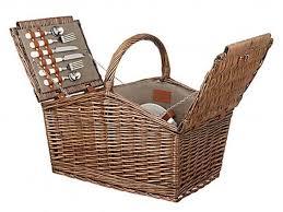 picnic basket set for 4 10 best picnic baskets the independent