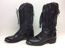 womens fringe boots size 9 womens boots ebay