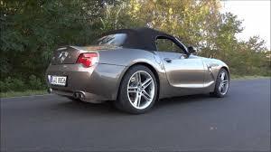 e85 bmw bmw z4 m power kickdown burnout acceleration sound rev roadster