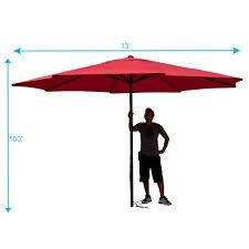 13 Patio Umbrella Zspmed Of Creative 13 Patio Umbrella 65 In With 13 Patio Umbrella