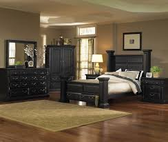 torreon antique black panel bedroom set from progressive furniture