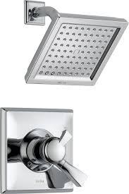 Faucet Shower Head Faucet Com T17251 In Chrome By Delta