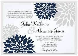 Navy Blue Wedding Invitations 10 Super Cool And Stylish Navy Blue Wedding Invitations