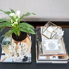 coffee table styling ideas home decor interior design