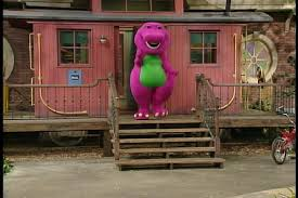 Image Threewishes Theend Jpg Barney by Barney Songs From The Park Barney Wiki Fandom Powered By Wikia