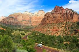 Map Of National Parks In Usa National Parks Road Trip Utah