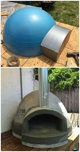 Diy Backyard Pizza Oven by Diy Outdoor Pizza Oven Ideas U0026 Projects With Instructions Oven