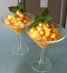 la cuisine de mes envies salade de mangues à la cardamome inde la cuisine de mes envies