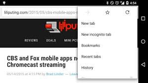 chrome android extensions chrome for android no plans for extension support liliputing