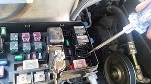 troubleshooting ac unit honda odyssey 2003 youtube