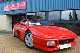 Used Ferrari 348 Cars For Sale With Pistonheads