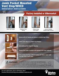 types of installation information window mart r r dh screens