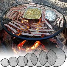 Ll Bean Fire Pit - sunnydaze fire pit x marks cooking grill