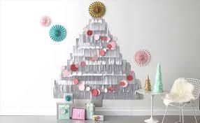 diy christmas decorations martha stewart ne wall