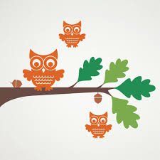 owl tree branch wall decal graphic spaces owl tree branch wall decal