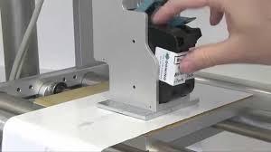 domino printing interpack 2014 g series thermal inkjet youtube
