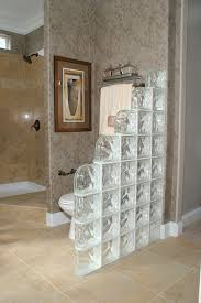 glass block bathroom ideas amazing how to incorporate glass blocks into your bathroom design