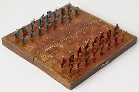 Cool Chess Sets by The Art Of War Exquisite Chess Sets Once Captured The Game U0026 8217