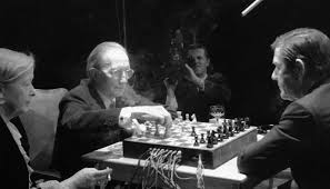 man ray chess chess games of the rich and famous marcel duchamp and john cage