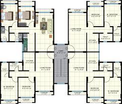 Floor Layout Plans 28 2bhk Floor Plan Millennium Floor Plans 2bhk 3bhk Flats