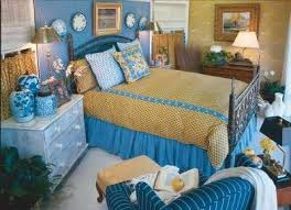 Gold And Blue Bedroom Fascinating 10 Bedroom Decor Blue And Gold Decorating Inspiration