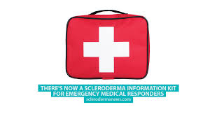 there u0027s now a scleroderma information kit for emergency medical