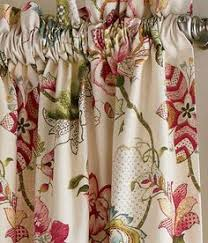 Floral Lined Curtains 2 50