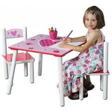 table chaise fille table et chaise enfant fille achat vente jeux et jouets pas chers