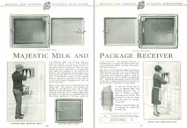 majestic milk and package receiver beach the majestic milk and package receiver makes it possible to receive milk groceries and other parcels without going outside or opening a door of the house