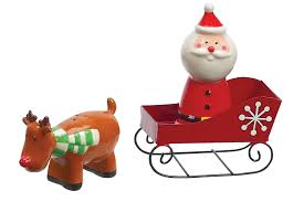 santa claus salt and pepper shakers christmas wikii