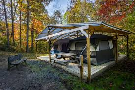 Tent Cabin by Cabins Cottages U0026 Camping Ace Adventure