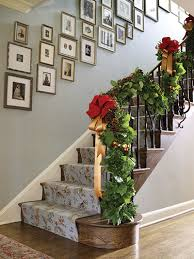 Banister Decorations For Christmas Chloe U0027s Inspiration Christmas Decoration For Your Staircase