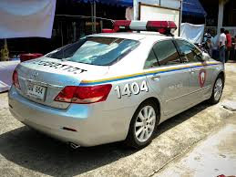 toyota thailand english thai traffic police toyota camry ian fuller flickr