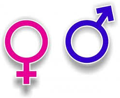 asal usul lambang pria dan wanita pojok alul