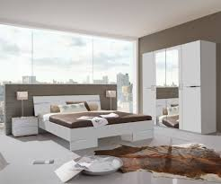 Chambres Adultes Completes Design by Chevets Design 2 Tiroirs Lot De 2 Coloris Blanc Alpin Bella