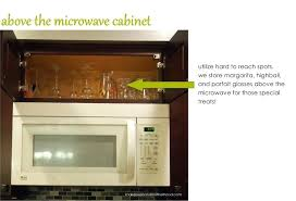 under cabinet microwave height kitchen cabinets above microwave kitchen decor profay com