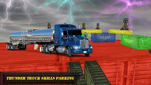 gulf racing truck impossible truck parking tricky tracks android apps on google play