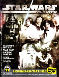 the star wars trilogy star wars insider best buy exclusive