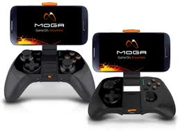 controller for android on with new moga android gaming controllers