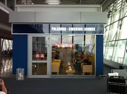 Warsaw Airport Map File Smoking Room At Warsaw Frederic Chopin Airport 02 Jpg