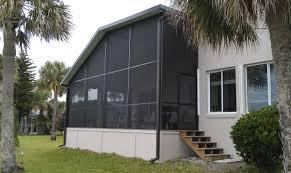 patio enclosures porch u0026 lanai enclosures nsb
