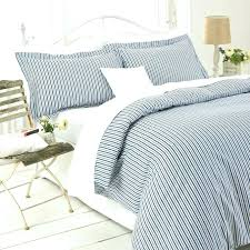 blue and white striped bedding sets blue striped duvet cover ikea
