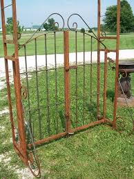 Build An Arbor Trellis by Excellent Garden Arbor And Gate With Regard To Gratifying Wrought