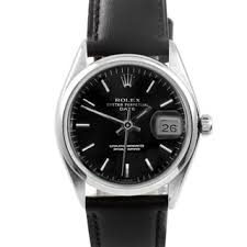 rolex black friday sale leather pre owned rolex men u0027s watches shop the best deals for